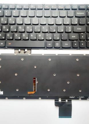 Клавиатура для ноутбуков Lenovo IdeaPad S510, U530, Y50-70 Ser...