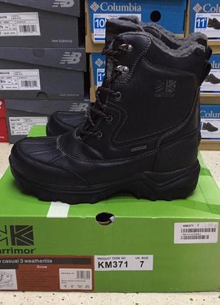 Зимние ботинки karrimor  snow casual 3 weathertite snow boots ...