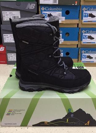 Зимние ботинки karrimor polar quilted weathertite snow / оригинал