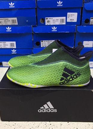 Футзалки / бампы adidas x tango 17+ purespeed in / pro / оригинал