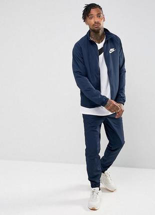 Спортивный костюм nike m nsw trk suit wvn basic / оригинал