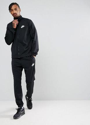 Спортивный костюм nike m nsw ce trk suit pk basic / оригинал