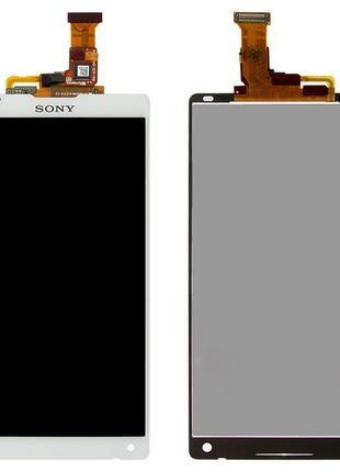 Дисплей для Sony Xperia ZL C6502 L35h, C6503 L35i, C6506, моду...