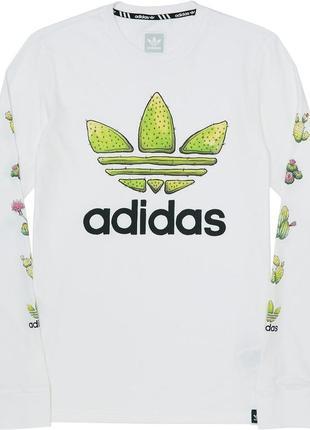 Свитшот adidas originals cactus / оригинал