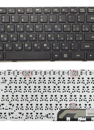 Клавиатура для ноутбуков Lenovo IdeaPad 100-15IBY Series черна...