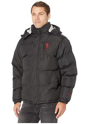 Зимняя куртка u.s. polo assn. classic bubble / оригинал