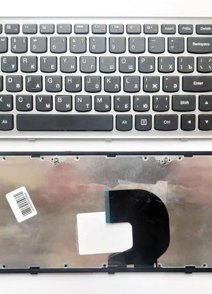 Клавиатура для ноутбуков Lenovo IdeaPad P500, Z500 Series черн...