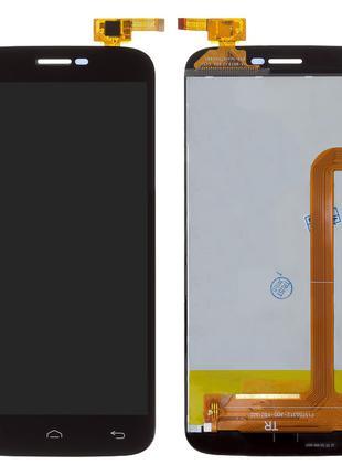Дисплей для Doogee Y100, Y100 Pro, Valencia 2, модуль (экран, ...