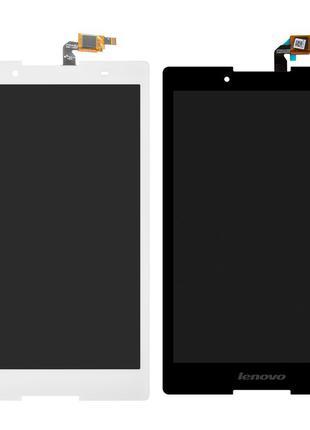 Дисплей для Lenovo Tab 2 A8-50LC, модуль (экран, сенсор), ориг...