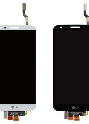 Дисплей для LG G2 D800, D801, D803, 34 pin, модуль (экран, сен...