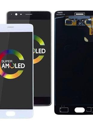 Дисплей для OnePlus 3 A3003, OnePlus 3T A3010, модуль (экран, ...