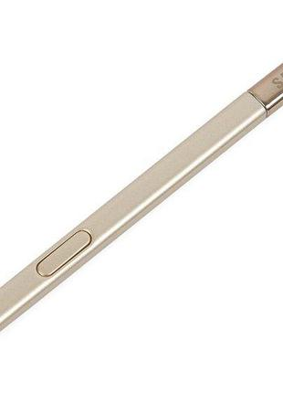 Стилус S Pen для Samsung Galaxy Note 5 N9200, золотистый