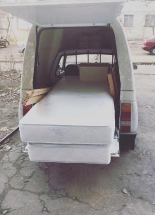 Перевозка малогабаритных грузов, грузовое такси, доставка