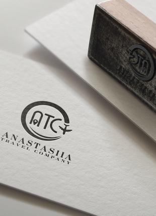 Разработка логотипа по эскизу