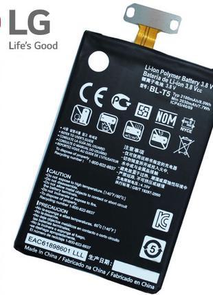 Батарея (аккумулятор, акб) BL-T5 для LG Nexus 4 E960 / Optimus...