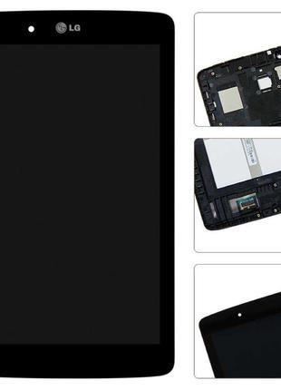"Дисплей для LG G Pad 7.0"" V400, V410, модуль с рамкой (экран, ..."