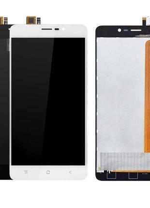 Дисплей для Blackview A8 Max, модуль (экран, сенсор), оригинал