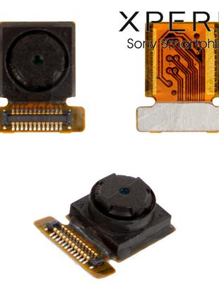 Камера фронтальная для Sony Xperia M4 Aqua E2303, E2306, E2312...