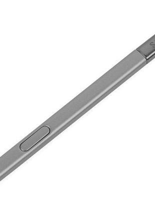 Стилус S Pen для Samsung Galaxy Note 5 N9200, серый - серебристый