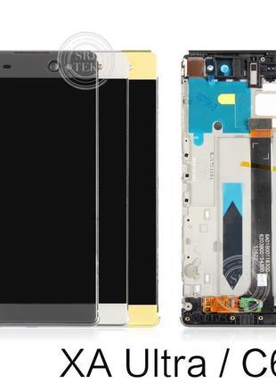 Дисплей для Sony Xperia XA Ultra F3212, F3215, F3216 / Xperia ...