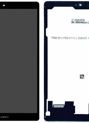 "Дисплей для Huawei MediaPad M5 Lite 8.0"" LTE/Wi-Fi (JDN2-AL00,..."