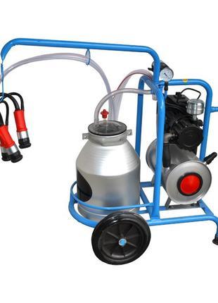 Доильный аппарат для коров Tеhno MS DO1-1T (бак 40 л.)
