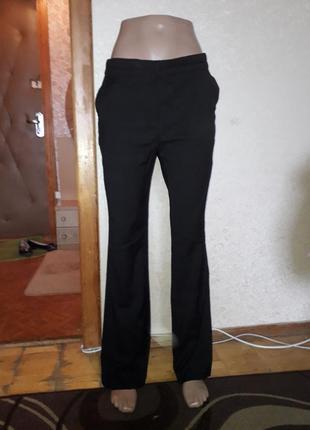 Строгие брюки расцветка на 5 фото