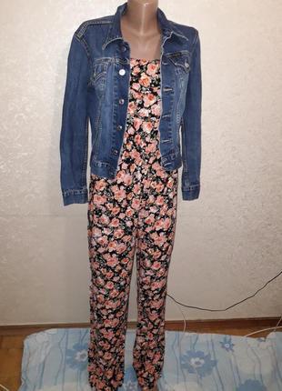 Джинсовая куртка disel
