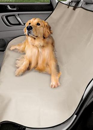 Накидка подстилка на сиденье автомобиля Pet Zoom Loungee для п...
