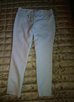 Белые брюки л,хл