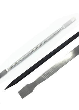 Набор лопаток, для вскрытия и разборки корпусов 3 шт.