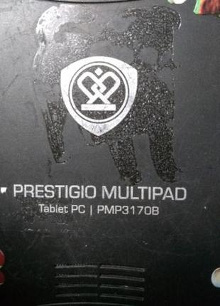 Плата планшета Prestigio PMP3170B