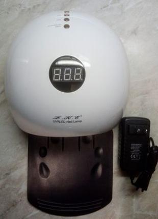 LKE UV LED 72 Вт cушилка для ногтей, лампа для маникюра