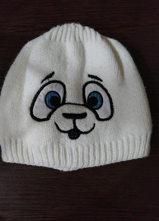 Прикольная шапочка