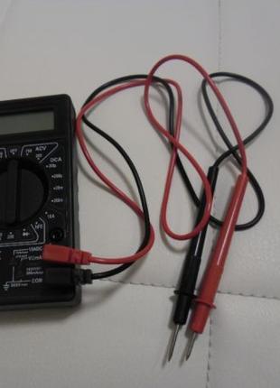 Мультиметр (тестер) цифровой