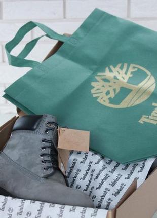 Lux timberland! натуральные кожаные зимние ботинки сапоги мужские