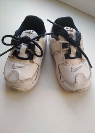 Кроссовки Nike shox