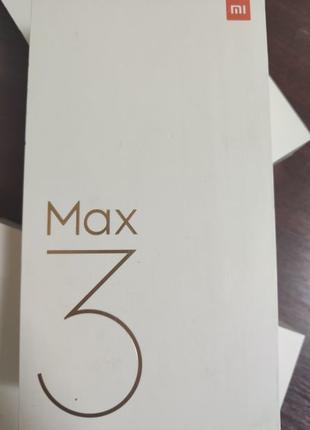 Xiaomi Mi Max 3 6/128GB Gold (Global Rom)