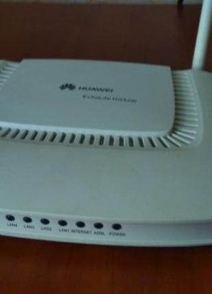 Роутер Huawei Echolife HG520I (НЕробочий)