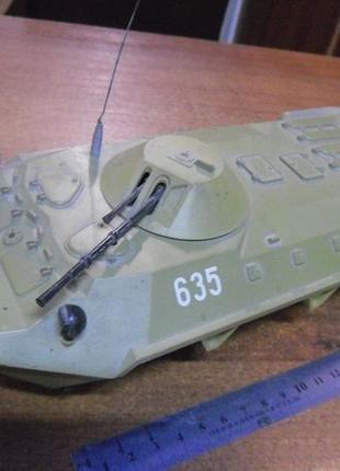 Игрушка БТР (корпус) из СССР в коллекцию или под DIY