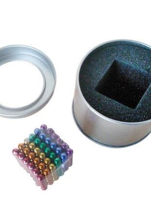 Нео куб Neocub Неокуб радуга магнитный конструктор головоломка...