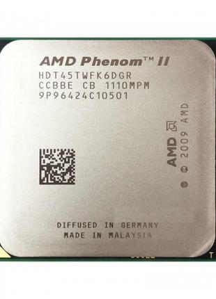 Процессор AMD Phenom II X6 1045T 2.7GHz sAM3