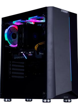 Игровой компьютер ALFA, AMD Ryzen 5 3500X, Radeon RX 580, 16 Г...