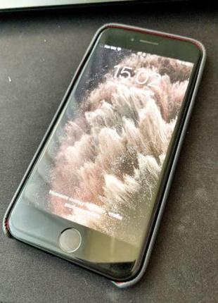 Iphone 7 32 gb black - идельное состояние