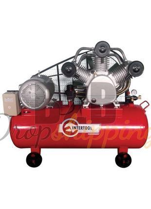 Компрессор Intertool - 300 л x 15 кВт