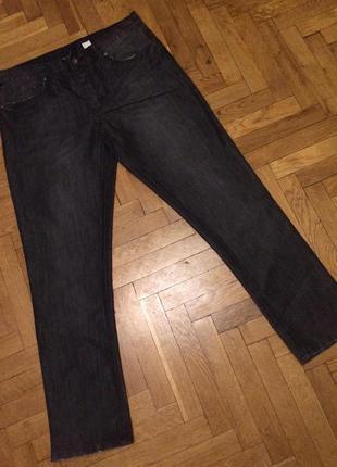 Стильные джинсы с потертостями от rainbow