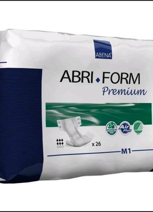 Подгузники для взрослых Abri-Form M1 (отправка любой почтой)