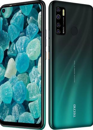 Смартфон TECNO Spark 5 Pro (KD7) 4/64Gb Dual SIM Ice Jadeite