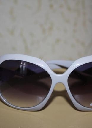 Солнцезащитные очки, защита от ультрафиолета, серые