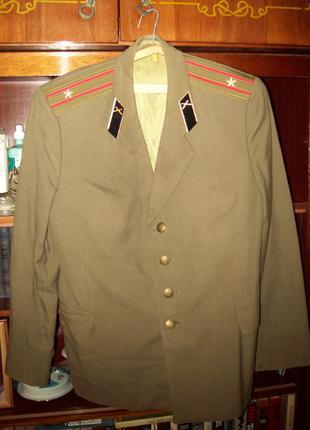 Китель офицерский